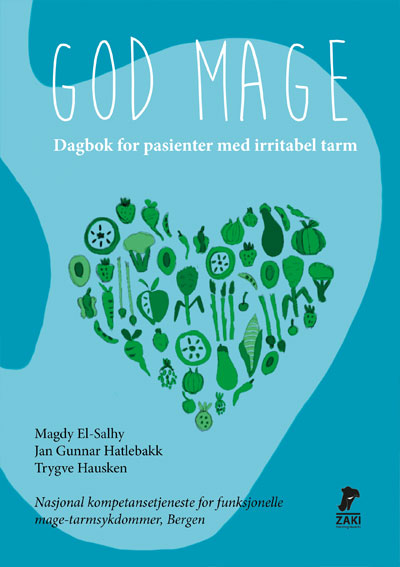 God mage: dagbok for pasienter med irritabel tarm